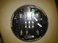three face electric meter 200 amp.One meter