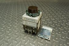 Agastat 7012AI Time Relay 6-60 Minute 24VDC 60Hz New