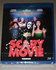 Scary Movie (blu-ray) 863294rvdo Miramax Films