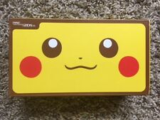 Nintendo New 2DS XL - Pikachu Edition   Brand New * Fast Shipping   2018 Release