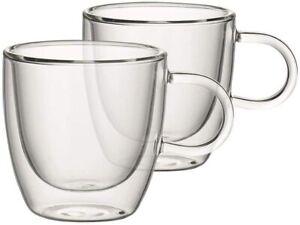 Coffee Latte Glasses Cups Mugs - Villeroy & Boch Artesano Selection