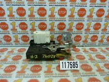 06 07 08 CHEVROLET UPLANDER PASSENGER/RIGHT REAR DOOR LATCH 10347322 OEM