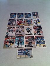*****Pat Falloon*****  Lot of 50 cards.....26 DIFFERENT / Hockey