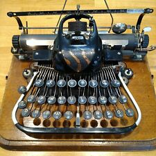 More details for antique rare  blickensderfer  7 type writer and wooden case