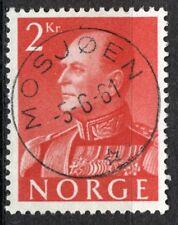 Norway 1959, NK 471 Son Mosjøen 5-6-61 (NO)