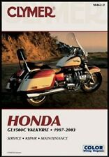CLYMER SERVICE MANUAL HONDA GL1500C 1997-03, GL1500CT VALKYRIE TOURER 1997-00