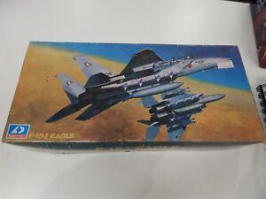 F-15J Eagle  plastic model kit 1/72 scale