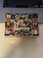 2020 Panini Prizm DRAFT PICKS Collegiate Basketball MEGA Box!