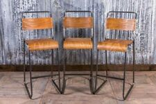 CHELSEA PLUS STACKING STOOLS VINTAGE STYLE STOOLS STACKABLE BAR STOOLS