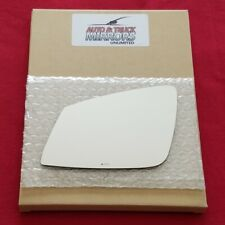 Mirror Glass + Adhesive For Bmw 2, 3, 4, 5, 6 Series Driver Side Replacement-Fit