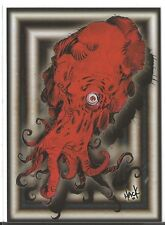 Monsters Zombies and Freaks Promo Card P1 Cult Stuff Standard Version
