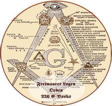 FREIMAURER - LOGEN - ORDEN  236 E-Books