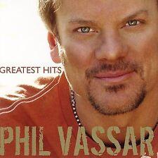 Phil Vassar - Greatest Hits, Vol. 1     *** BRAND NEW CD ***