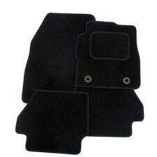 Perfect Fit Black Carpet Car Mats for Nissan Pulsar GTI-R (90-94) with Heel Pad