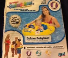 New  ~ Aqua Leisure DELUXE BABY BOAT - Ideal for Infants ages 6-18 months