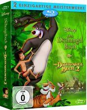 The Jungle Book 1 + 2 (Walt Disney) | Blu-ray | 080