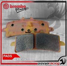 Brembo Racing M497 Z04 Pastiglie Freno Z 04 Pinze Monoblocco M4 M50 M430 GP4-RX