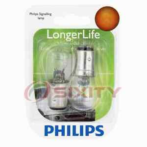 Philips Parking Light Bulb for Mitsubishi 3000GT 1994-1998 Electrical km