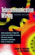 Telecommunication Wiring (2nd Edition)
