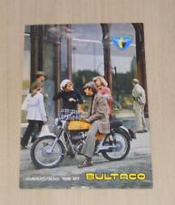 BULTACO MERCURIO GT Motorcycles Sales Brochure 1975 #139340011