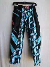 "Fly Racing KINETIC youth girls motocross pants sz 24, over boots 26"" waist"
