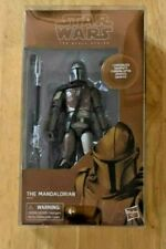 Star Wars Black Series 6 Inch #94 The Mandalorian Carbonized