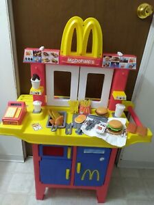 Mcdonald S Pretend Play Kitchens For Sale In Stock Ebay