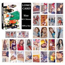 30Pcs /set KPOP (G)-IDLE G-IDLE Gidle Album Photo Card Poster Lomo Card