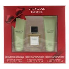 Vera Wang Embrace Green Tea & Pear Blossom EDT 30ml Shower Gel & Body Lotion Set