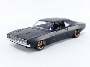 Jada Toys Fast & Furious F9 1:24 1968 Dodge Charger Widebody Die-cast Car 2021