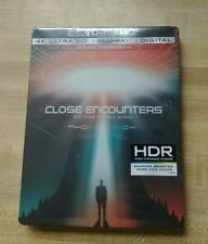 New listing Close Encounters Of The Third Kind 4K Ultra Hd Blu-ray Steelbook Brand New Oop
