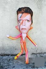 David Bowie Handmade Action Figure 45 x 15 Cm - Silk Fleece