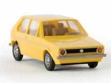 Brekina 25527 VW Golf I jaune orangé 1:87 Neuf