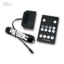 Línea LED Regulador, Control Remoto por Radio, 12V 6A, Mini-Led-Steckverbinder,