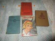 Vintage Young Adult/Children's Books (Lot of Four)