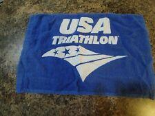 USA Triathlon Hand Towel USAT