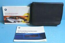 01 2001 BMW 3 Series Convertible/325Ci/330Ci owners manual
