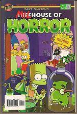 SIMPSON'S TREEHOUSE OF HORROR COMICS #4 BONGO 1998 CHUCK DIXON BATTON LASH+  NM-