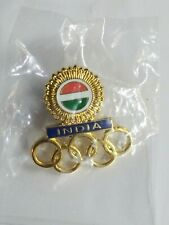 INDIA OLYMPIC NOC PIN.