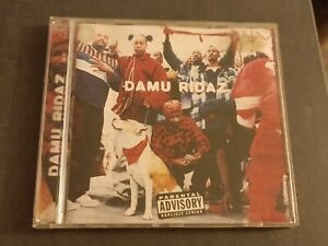 DAMU RIDAZ - Damu Ridaz (CD)  *1996* G-FUNK