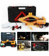 cric elettrico sollevatore pantografo 2T auto crick 12V + Avvitatore ad impulsi