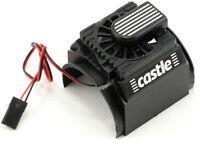 Free ship Castle Creations Cooling Fan & Shroud for 1/8th Motors 011-0004-00 NIB