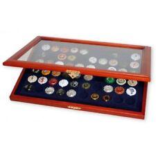Matériels et ouvrages de numismatique capsules