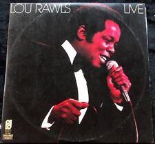 LOU RAWLS Live 2LP