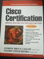 Cisco Technology: Cisco Certification : Bridges, Routers and Switches for CCIEs…