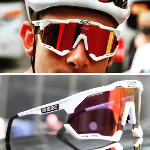 Cycling Glasses UV400 Protection Bike Sunglasses Sport Riding Eyewear Waterproof