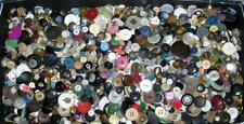 Lot 6 Lbs Vtg Sewing / Craft Buttons Mixed