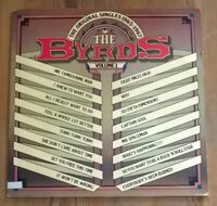 The Byrds ‎– The Original Singles 1965-1967 Volume 1 Vinyl LP Mono Comp 1980