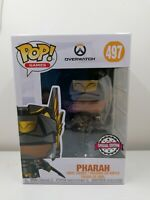 Overwatch Funko POP! Vinyl #497 Pharah Anubis Exclusive special edition
