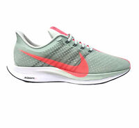 Nike Zoom Pegasus 35 Turbo Barley Gray Pink AJ4115-060 Women's Size 12